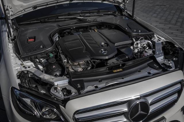 Mercedes-Benz ra hai phiên bản hybrid cho dòng E-Class - 17