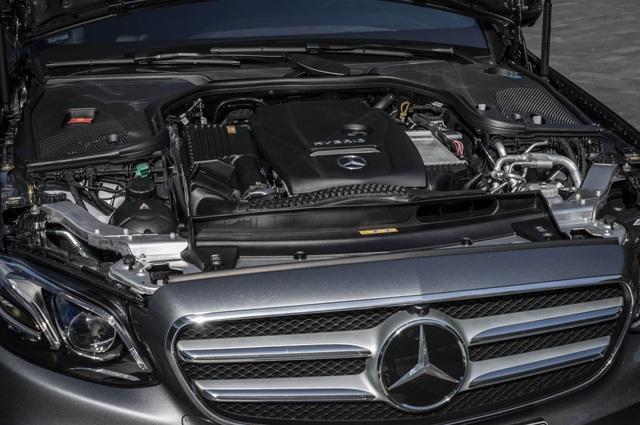 Mercedes-Benz ra hai phiên bản hybrid cho dòng E-Class - 13
