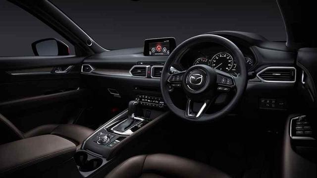 CX-5 được trang bị động cơ 2.5L tăng áp giống Mazda6 và CX-9 - 4