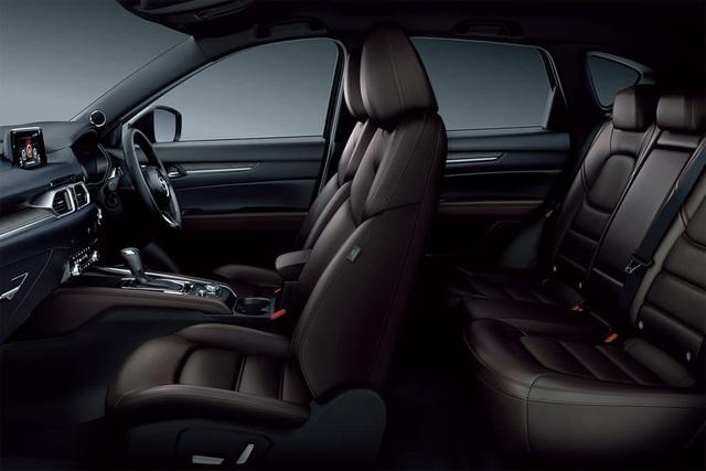 CX-5 được trang bị động cơ 2.5L tăng áp giống Mazda6 và CX-9 - 6