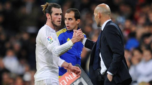 Gareth Bale là một trong những nguyên nhân khiến HLV Zidane rời khỏi Real Madrid