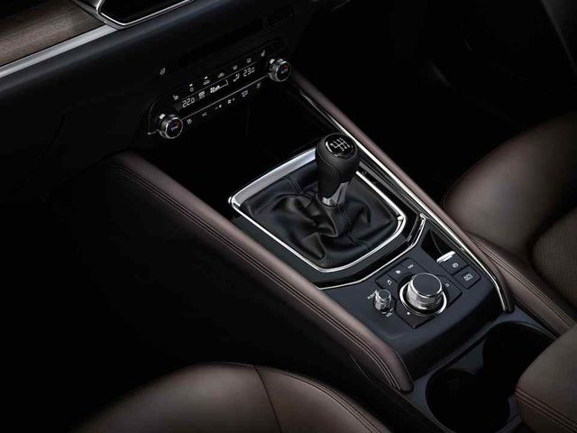 CX-5 được trang bị động cơ 2.5L tăng áp giống Mazda6 và CX-9 - 5
