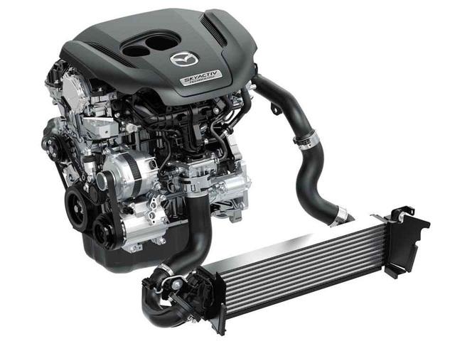 CX-5 được trang bị động cơ 2.5L tăng áp giống Mazda6 và CX-9 - 2
