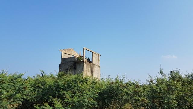 Những lò gạch bỏ hoang là địa điểm lý tưởng cho các bạn trẻ check-in