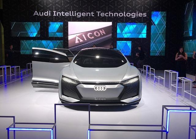 Xe tự hành của Audi ra mắt thị trường Đông Nam Á - 3