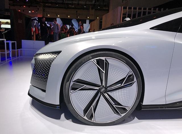 Xe tự hành của Audi ra mắt thị trường Đông Nam Á - 8