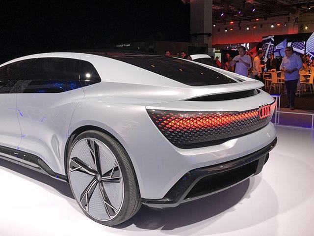 Xe tự hành của Audi ra mắt thị trường Đông Nam Á - 7