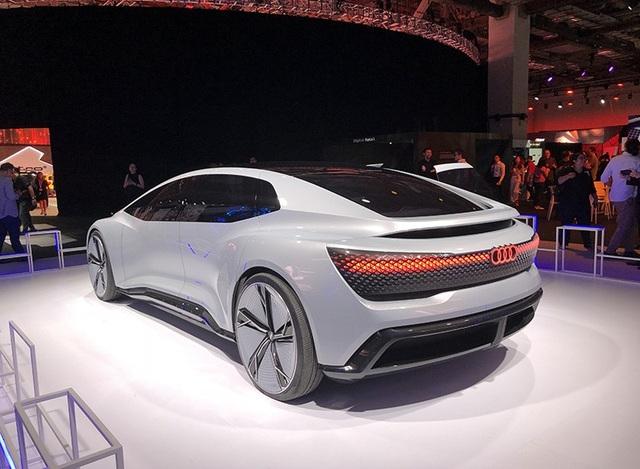 Xe tự hành của Audi ra mắt thị trường Đông Nam Á - 11