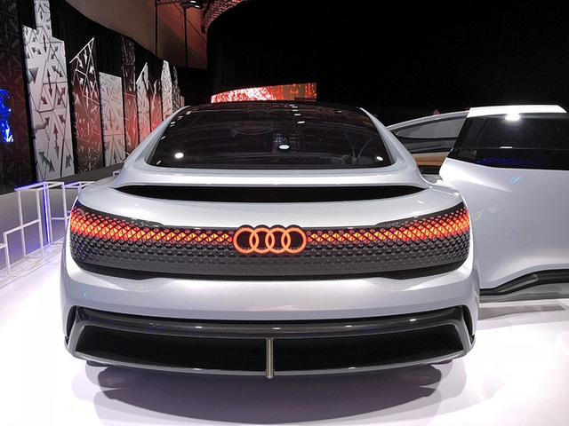 Xe tự hành của Audi ra mắt thị trường Đông Nam Á - 10