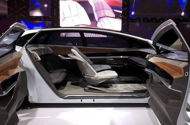 Xe tự hành của Audi ra mắt thị trường Đông Nam Á - 9