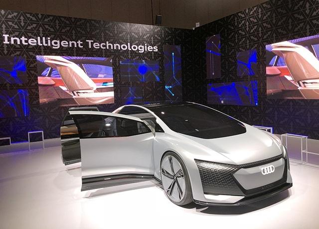 Xe tự hành của Audi ra mắt thị trường Đông Nam Á - 5