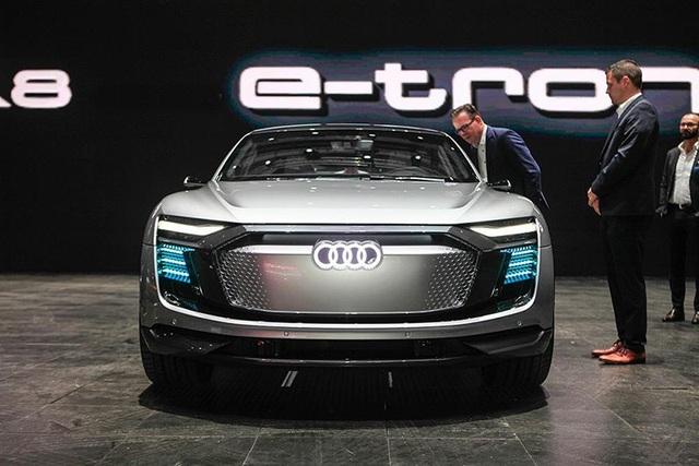 Xe tự hành của Audi ra mắt thị trường Đông Nam Á - 13