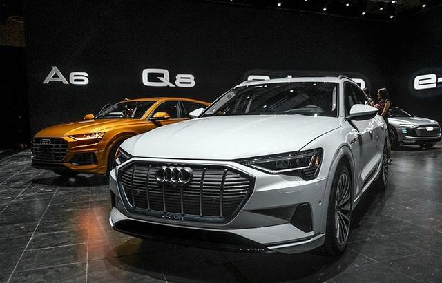 Xe tự hành của Audi ra mắt thị trường Đông Nam Á - 14