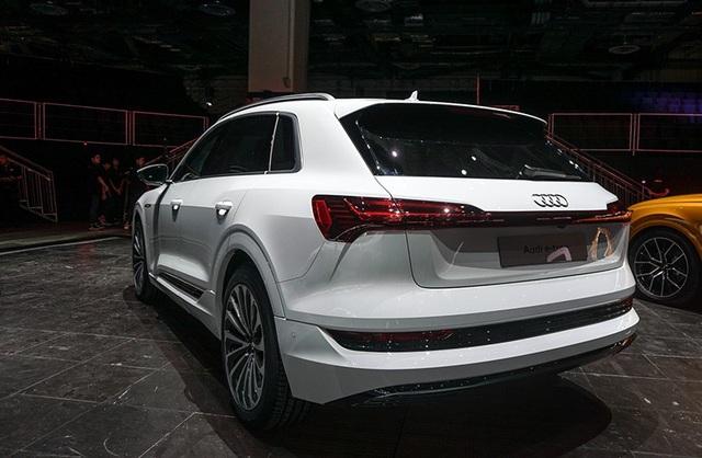 Xe tự hành của Audi ra mắt thị trường Đông Nam Á - 15