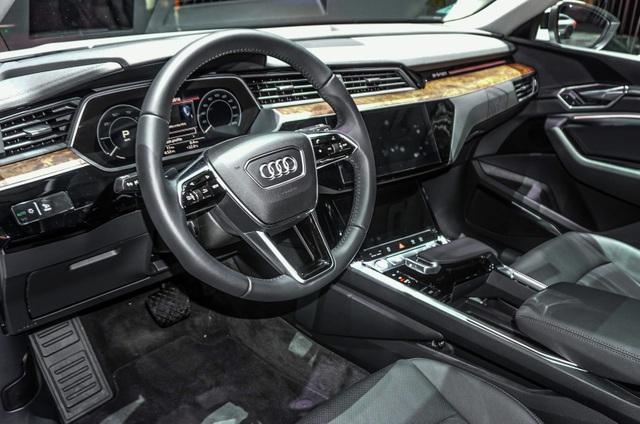 Xe tự hành của Audi ra mắt thị trường Đông Nam Á - 16
