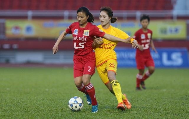 Đối thủ của TPHCM trong trận chung kết là Hà Nam (ảnh: Anh Hải)