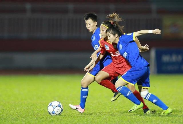TPHCM vượt qua TKS Việt Nam để vào chung kết