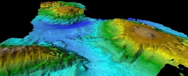Tìm thấy thế giới bị mất tích dưới đáy Thái Bình Dương - 1