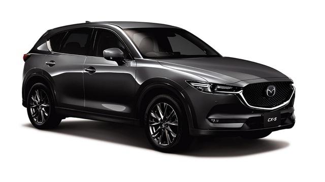 Mazda CX-5 phiên bản nâng cấp 2019 đã được giới thiệu trước tiên tại thị trường nội địa Nhật Bản