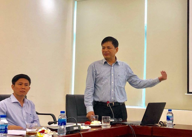 GS.TS Lê Danh Tuyên, Viện trưởng Viện Dinh dưỡng quốc gia.