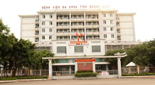 Bệnh viện Đa khoa tỉnh Quảng Ngãi đang làm rõ nguyên nhân cụ ông 68 tuổi tử vong sau ca phẫu thuật lấy dụng cụ chỉnh hình.