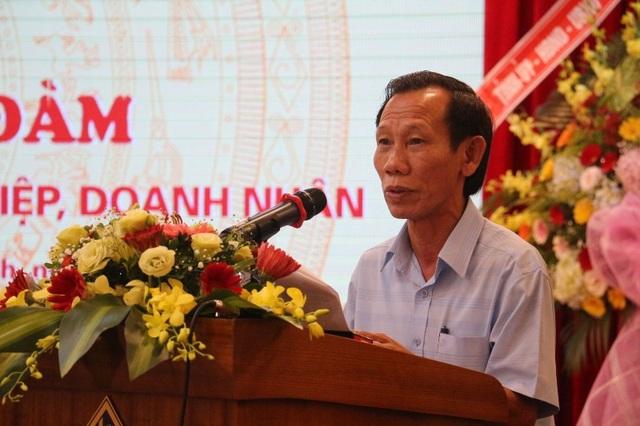 Ông Lý Ngân, Chủ tịch Hội doanh nghiệp TP. Hà Tĩnh thì kiến nghị các cấp ngành bớt thanh tra, kiểm tra đối với các doanh nghiệp