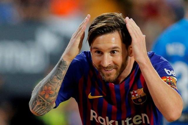 Messi nhận số phiếu bình chọn cao nhất trong cuộc thăm dò của tạp chí France Football về chủ nhân Quả bóng vàng 2018