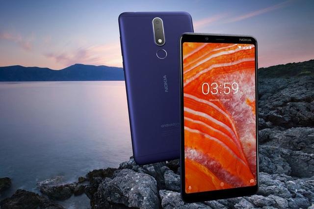 Nokia 3.1 Plus là chiếc smartphone giá rẻ mới của HMD Global