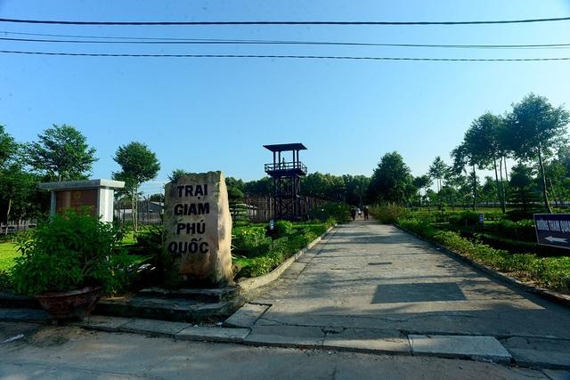 Nhà tù Phú Quốc do thực dân Pháp xây dựng, được ví là địa ngục trần gian.