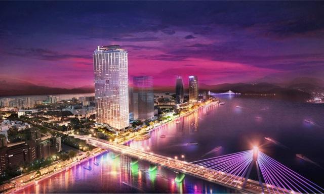Con đường Bạch Đằng là địa chỉ hoàn hảo để cảm nhận cuộc sống Đà Nẵng