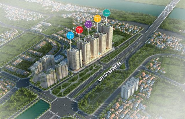 Hà Nội: Cơ hội đầu tư bất động sản sinh lời lớn dịp cuối năm 2018 - 1