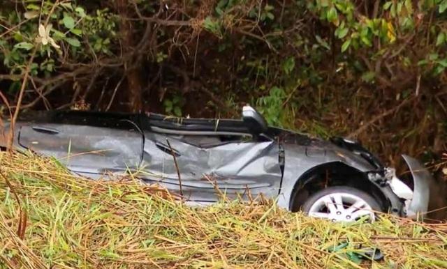 Vụ tai nạn diễn ra vào sáng Chủ Nhật vừa rồi