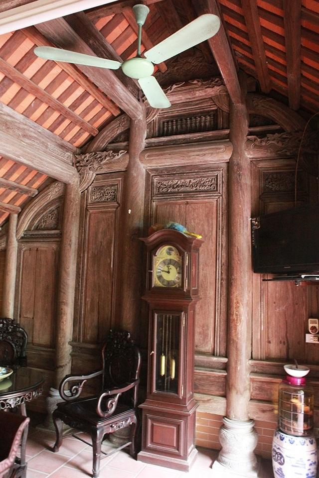 Cận cảnh căn nhà gỗ sưa đỏ được trả giá trăm tỉ đồng, chủ nhân vẫn không bán - 8
