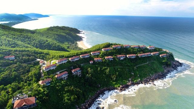 Khu biệt thự biển Banyan Tree Residences Lăng Cô với thế tọa sơn nghinh thủy độc đáo