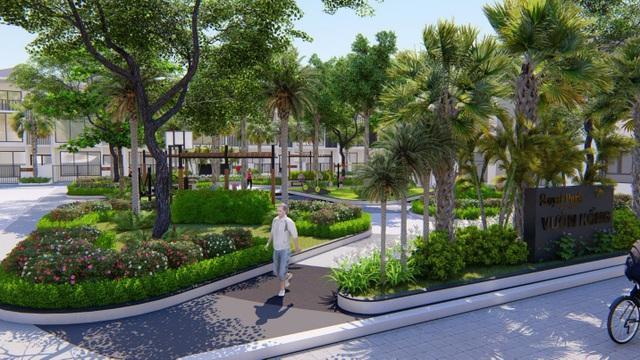 """Kiến tạo nên những dự án xanh là minh chứng cho một chủ đầu tư có """"tâm"""" và có """"tầm""""."""