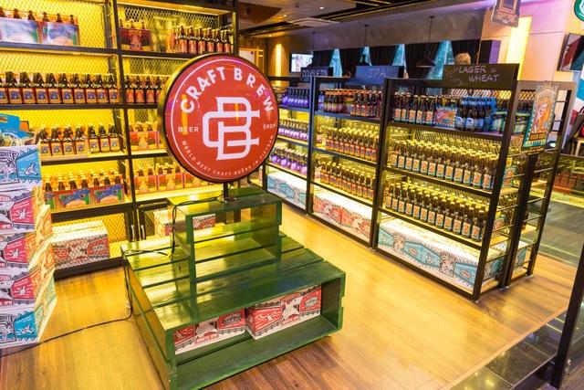 Khai trương chuỗi bia thủ công Mỹ nhập khẩu craftbrew - 5