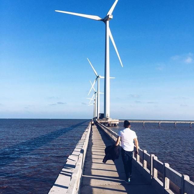Check-in 3 cánh đồng quạt gió đẹp như trời Âu ở Việt Nam - 8