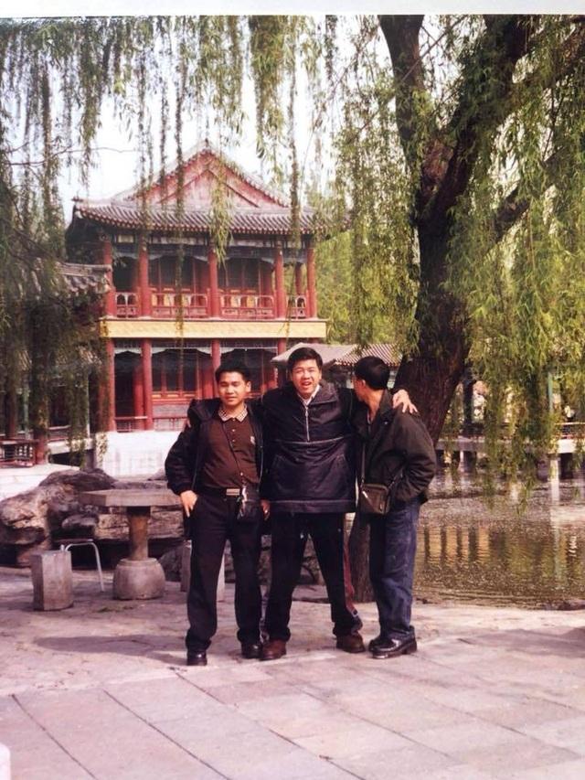 Thời đó, 3 ông hoàng nhạc đỏ đều gầy và đen.