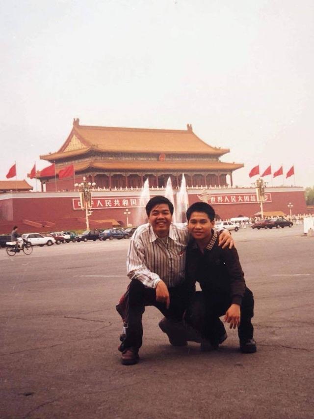 Đăng Dương - Trọng Tấn những năm 2000.