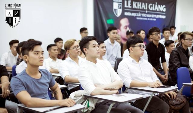 Đỗ Đức Trọng - người đón đầu xu hướng công nghệ trong ngành đào tạo tóc Việt - 2