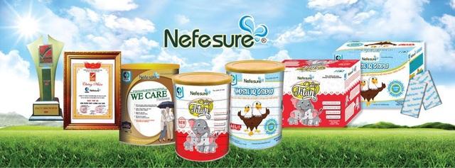 Sữa bột Nefesure - Xu hướng chọn sữa cho trẻ từ 3 tuổi - 3