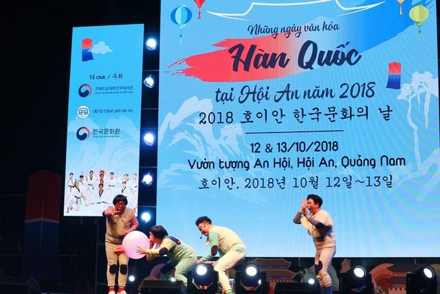 """Nhiều hoạt động thú vị """"Những ngày văn hóa Hàn Quốc tại Hội An 2018"""" - 2"""
