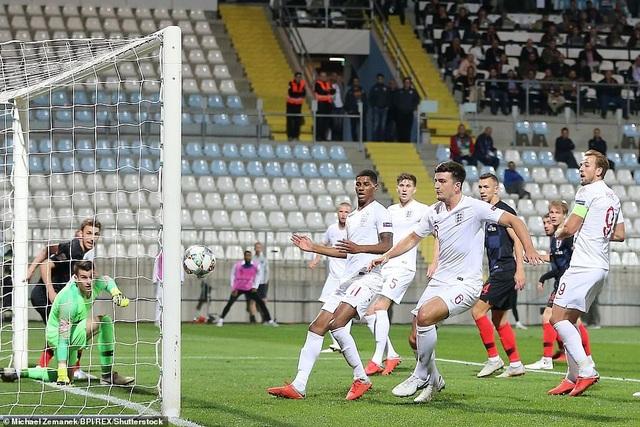Đội tuyển Anh bất phân thắng bại với Croatia - 20