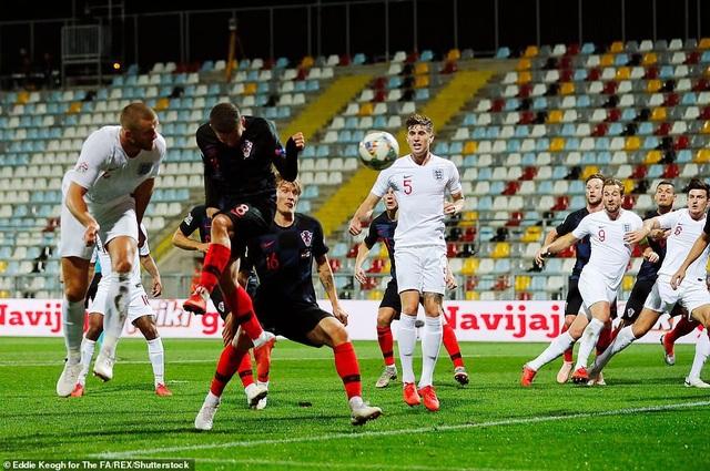 Đội tuyển Anh bất phân thắng bại với Croatia - 19
