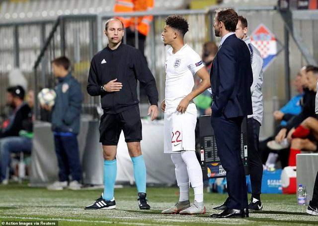 Đội tuyển Anh bất phân thắng bại với Croatia - 10