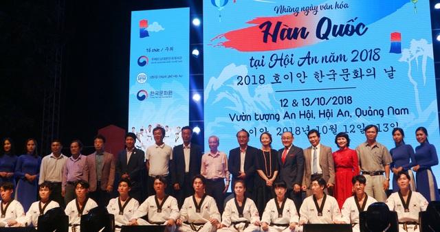 """""""Những ngày văn hóa Hàn Quốc tại Hội An, 2018"""" thể hiện sự hòa hảo, hữu nghị giữa hai bên"""