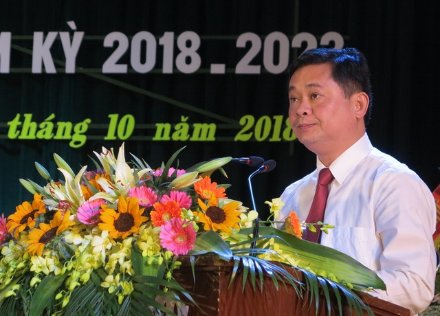 Không có thành công nào là không đánh đổi bằng mồ hôi và nước mắt đó là những lời nhắn nhủ tâm huyết của Chủ tịch UBND tỉnh Nghệ An đến các bạn sinh viên.