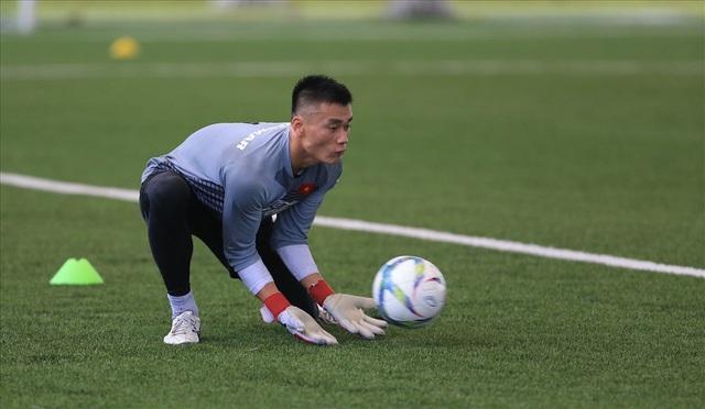 Bùi Tiến Dũng chưa phải là lựa chọn số 1 ở đội tuyển Việt Nam