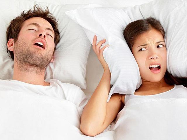 Đừng chủ quan khi bạn bị ngủ ngáy