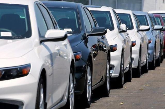 Lượng ô tô nhập khẩu hưởng thuế suất 0% liên tục về nước